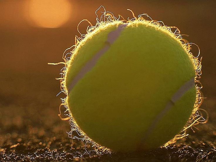 183 best ALL KINDS OF SPORTS images on Pinterest New orleans - why is there fuzz on a tennis ball