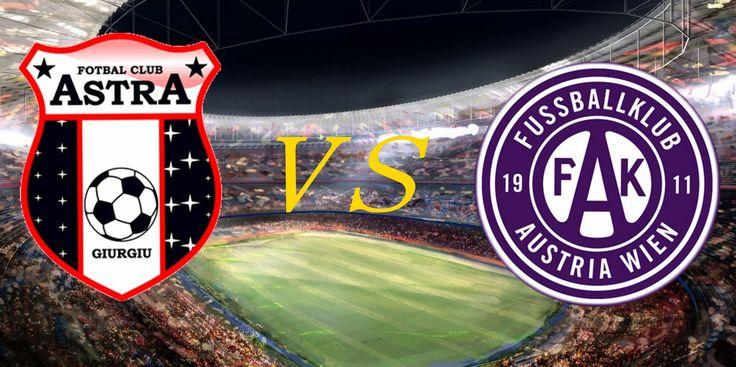 Ponturi Fotbal Astra - Austria Viena - Europa League - Ponturi Bune