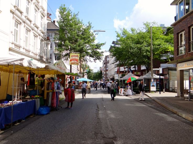 Areas of Hamburg worth visiting