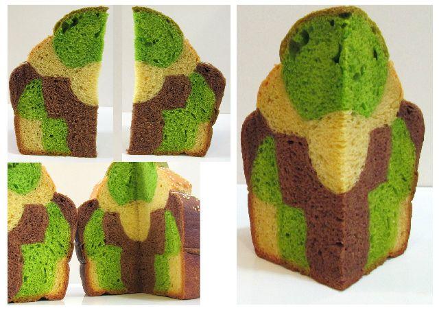 Потрясающий хлеб *Мозаика* - Vypechka.Perchinka-KHozyayushka.ru