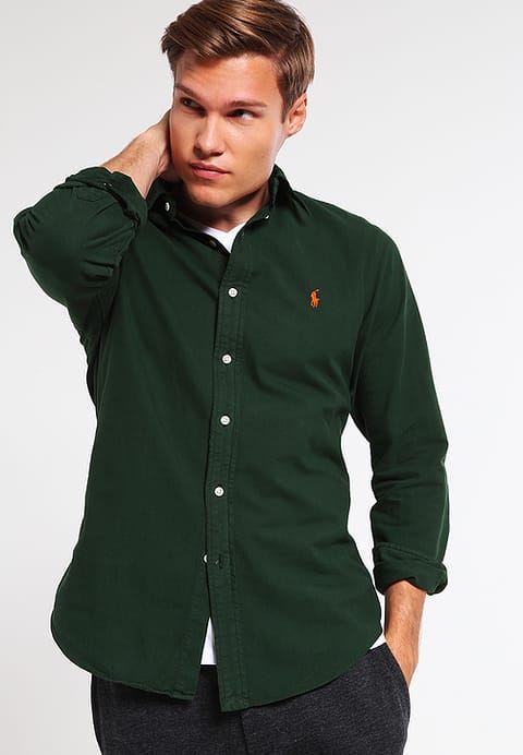 Polo Ralph Lauren SLIM FIT - Hemd - bentley green für 109,95 € (27.11.16) versandkostenfrei bei Zalando bestellen.