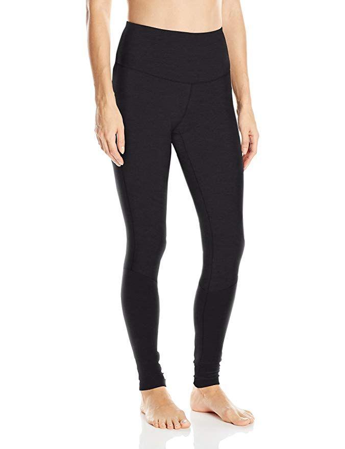8ec56cac70 Manduka Women's High Line Leggings Review | Yoga Equipment | Black ...