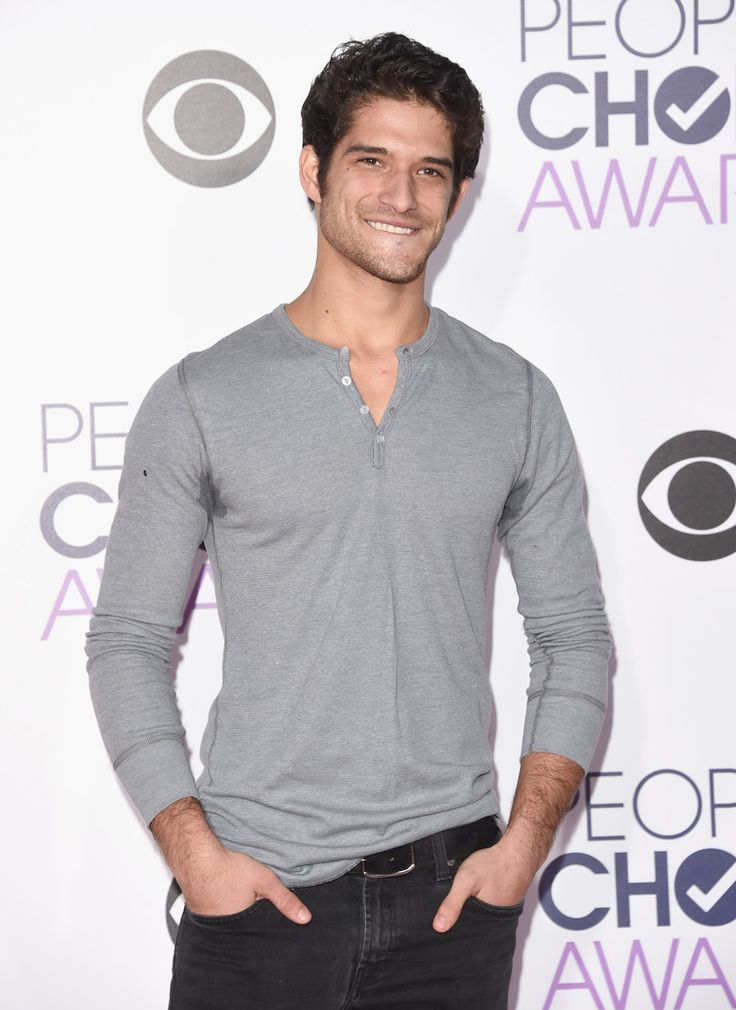 Actor Tyler Posey attends the People's Choice Awards 2016 at Microsoft Theater on January 6, 2016 in Los Angeles, California.