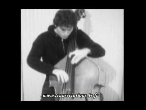 how to play pink panther theme on bass