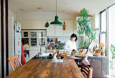 〝出しっぱなし〟が素敵なヴィンテージな家【おしゃれな人の暮らす部屋 Vol.5】 | Domani