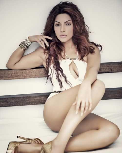 View Photo of Bollywood ActressShama Sikander.