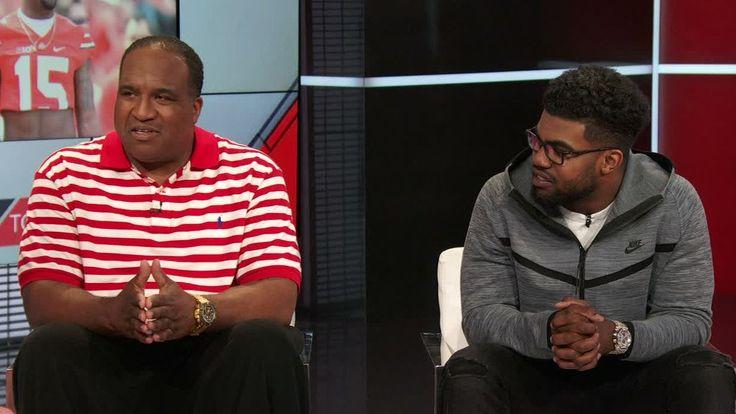 Ezekiel Elliott: I promise I won't cry, not sure about my parents - ESPN Video