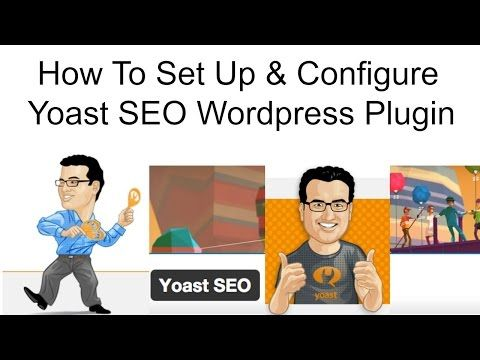 How To Configure & Set Up the back-end of the Yoast SEO WordPress Plugin - YouTube  27 minutes. It is largely correct. Still need to possibly change your header file and I'd add description excerpts to the permalink settings.   References Yoast V2.3.2 (summer 2015)