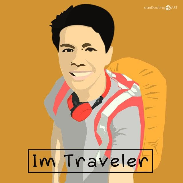 Image of me  Design by me, using Photoshop  #wu_indonesia #wu_asia #wonderful_indonesia #wonderful_places #backpacker #jalanjalan #indonesia #ig_indonesia #adventure #aanDodong #nusantara #ig_nusantara #instanusantara #vscam #vsco #photohunter #tanahairmenyapadunia #portait #square #photoshop #image #traveler #vector