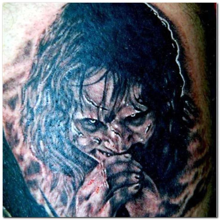 26 Best Greatest Evil Tattoos Images On Pinterest