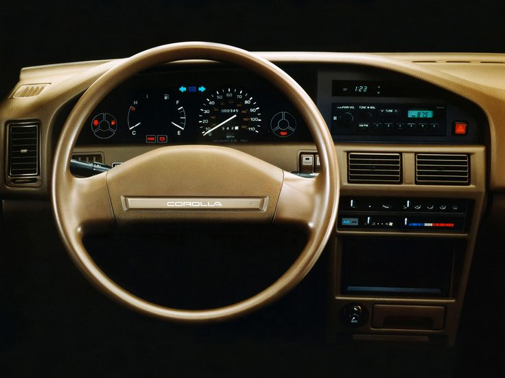 B E E E C A D Interior Photo Car Interiors on 1987 Toyota Tercel