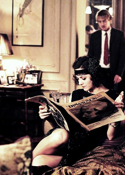 78 Best Images About Midnight In Paris On Pinterest New York Fashion Modern And Marion Cotillard