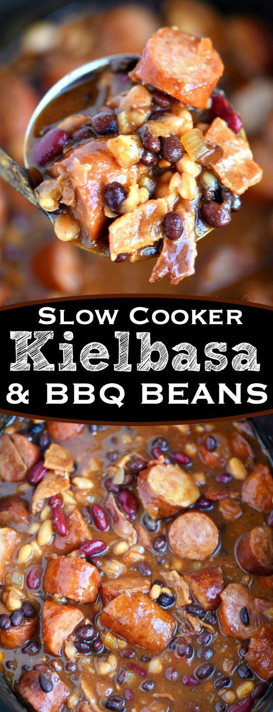 Seed bead ring ideas 5 nationtrendz com - Slow Cooker Kielbasa And Barbecue Beans