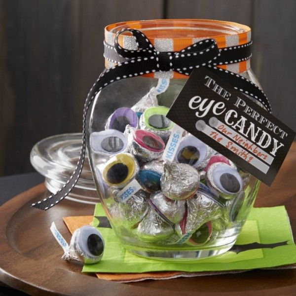 Eye Candy- Halloween Treat