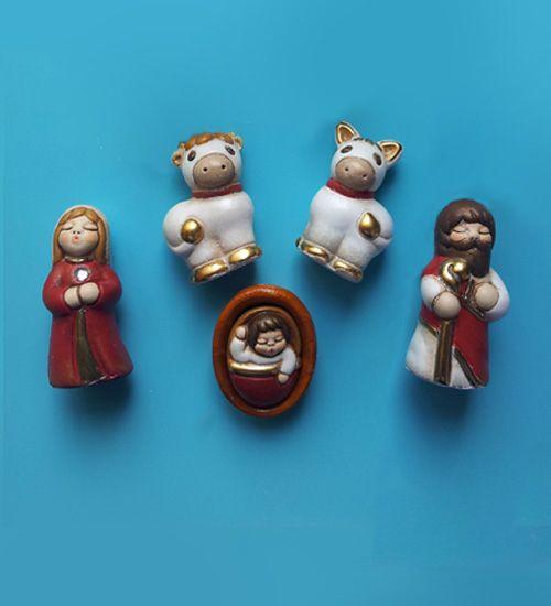 Il presepe in miniatura