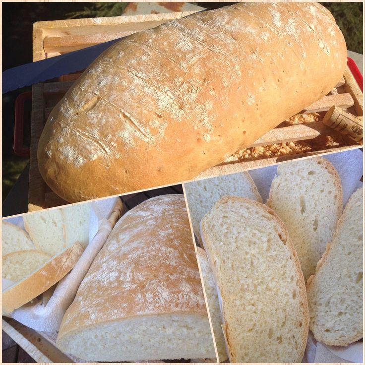 Pane+bianco+fatto+in+casa+facile