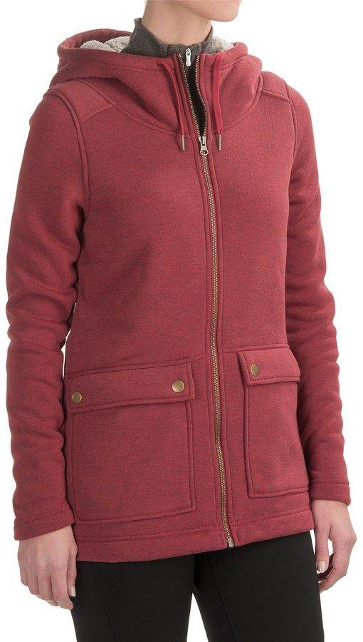 Columbia Trail Lodge Fleece Jacket - Full Zip, Hooded (For Women)