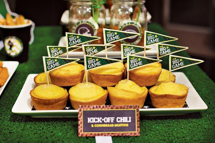 Hostess with the Mostess® - Big Game Football Party + Free Printables
