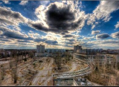 chernobyl wildlife | Chernobyl Today Wildlife Disaster at chernobyl is