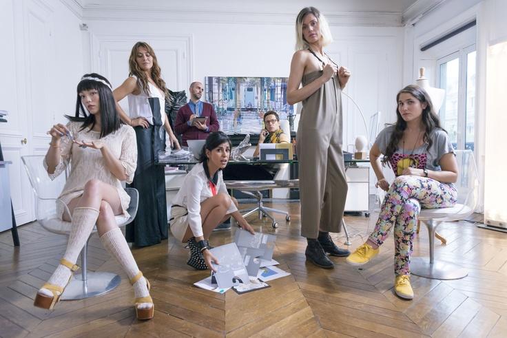 Pom Klementieff , Shirley Bousquet, Stéphane Rousseau, Reem Kherici, Joséphine Drai, Sibyl Buck