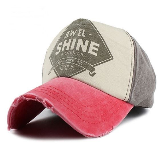 Originální roztrhaná kšiltovka unisex světle červená SHINE – SLEVA 50 % + POŠTOVNÉ ZDARMA Na tento produkt se vztahuje nejen zajímavá sleva, ale také poštovné zdarma! Využij této výhodné nabídky a ušetři na poštovném, stejně …