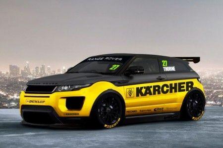 Karcher car