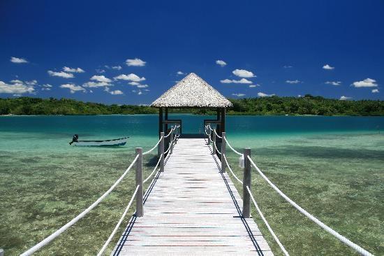 Port Vila, Vanuatu..looking forward to it!