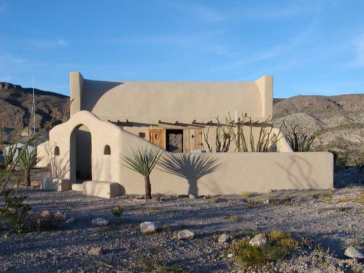 98 best design santa fe style images on pinterest for Adobe home builders
