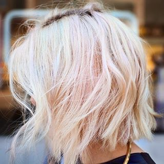 "It's bound to look ~spellbinding~. | Women Are Coloring Their Hair ""Opal"" And The Results Are Mind-Blowing"