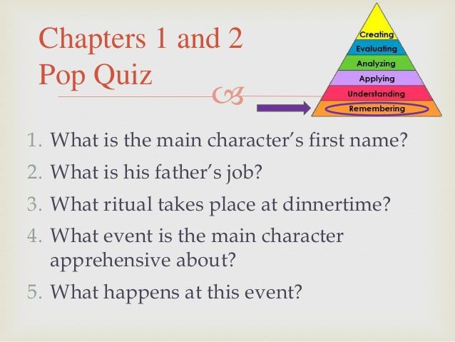 The Giver Novel Questions, Quizzes, and Activities