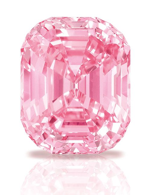 Rock Solid Laurence Graff broke the record for a single diamond purchase in 2010 with this 24.78-carat pink diamond for $46 million, now known as the Graff Pink.