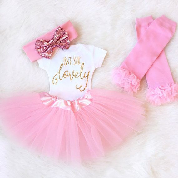 Baby Girl Clothes Baby Girl Outfit Coming by KennedyClairesCloset