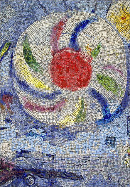 17 best images about marc chagall on pinterest portrait for Chagall mural chicago