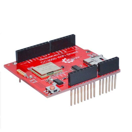 Diymall Cc3000 Wifi Shield for Arduino R3 with Sd Card Supports Mega2560