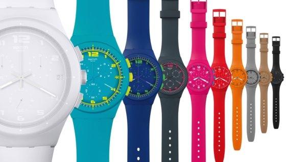 Swatch Chrono Plastic