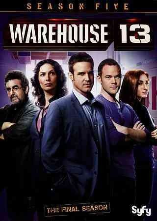 WAREHOUSE 13:SEASON FIVE