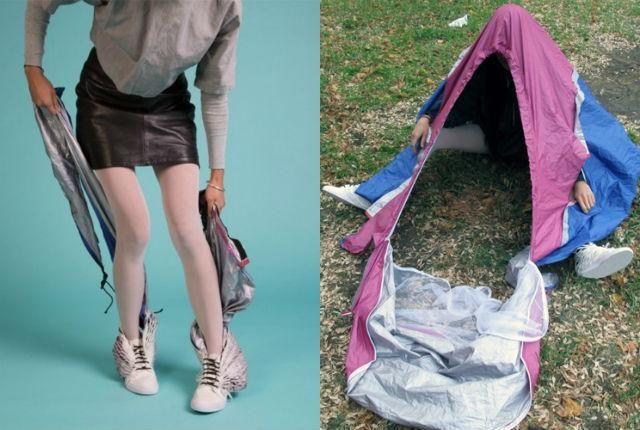 Creative #tent