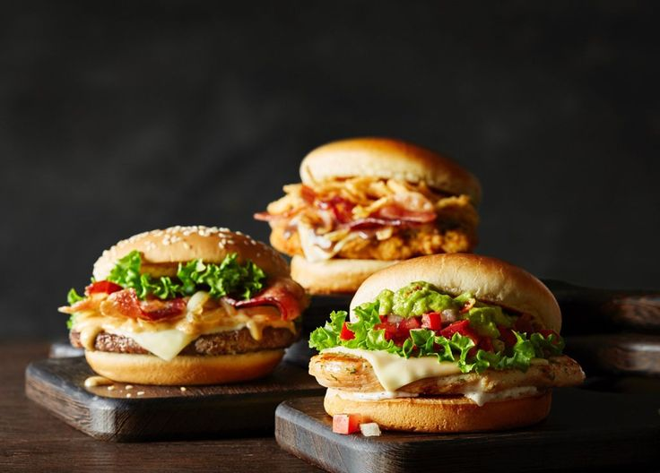 Score an inside look at McDonald's new menu items.
