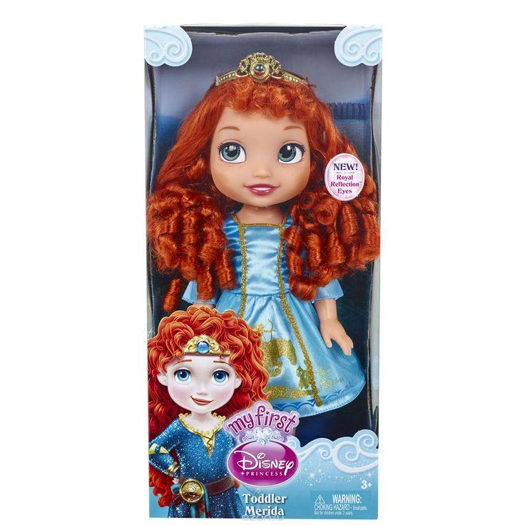 """Купить disney princess кукла """"малышка"""", 35 см, в ассортименте. 758280 - детские товары Disney Princess в интернет-магазине OZON.ru, цена disney princess кукла """"малышка"""", 35 см, в ассортименте. 758280."""