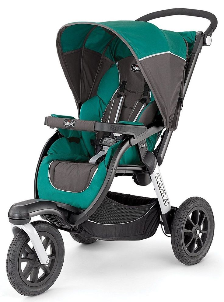 Chicco Activ3 One Hand Fold Baby Jogger Jogging Stroller