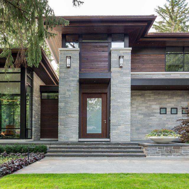 Portfolio Modern Home Design: 3136 Best Beautiful Homes! Images On Pinterest