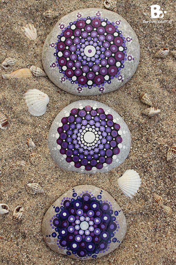 Mandala Stones Tutorial