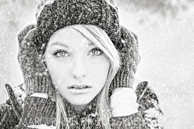 senior pic ideas in the snow | MEMORIES OF SNOW FROM WINTER 2010 Alexa-Marci-Ralph01bbW – Marci ...