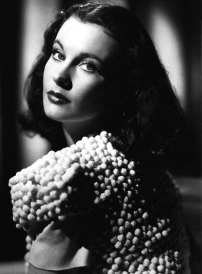 Vivien Leigh in what was classically elegant yet unique...her own person...for the 40's she was brave...