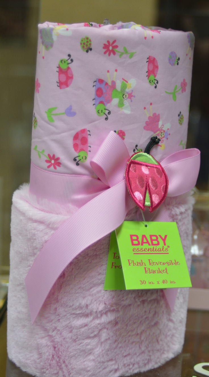Baby Gifts Ideas Pinterest : A comfy baby blanket is always nice gift ideas