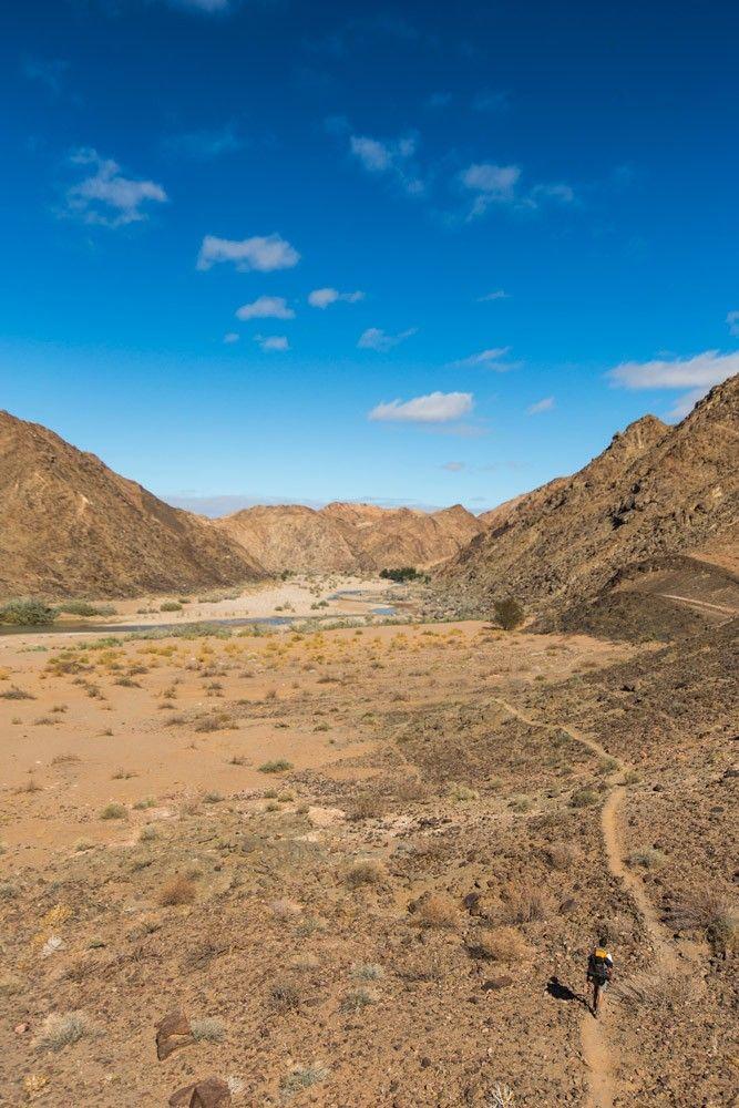 Fish River Canyon Hike Namibia Getaway Magazine