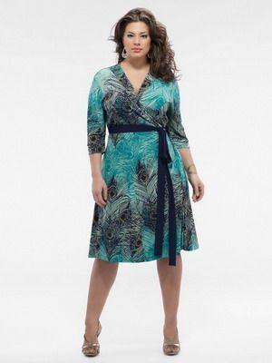 Платья для полных в 2017: фото модных моделей для весны, лета, осени и зимы