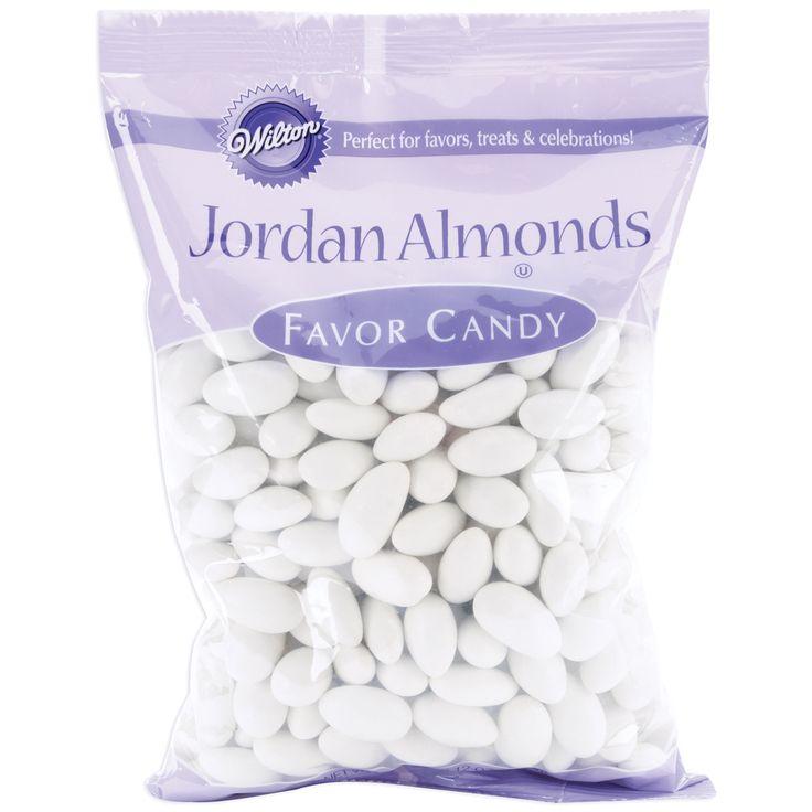 25 best ideas about jordan almonds on pinterest italian wedding favors italian wedding - Wilton baby shower favors ...