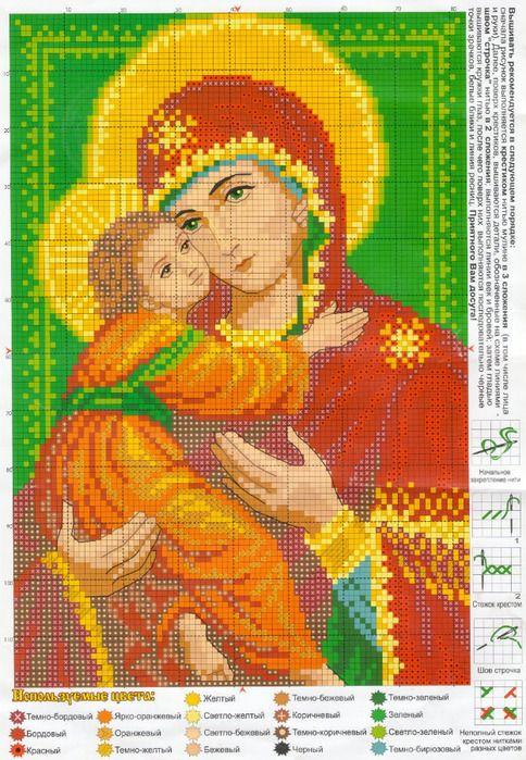 Religious patterns