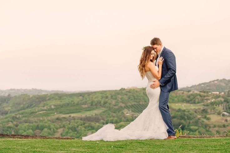 Teagan in her custom made Ella Moda wedding gown #wedding #bride #custommade #bespoke #brisbane #weddingdesigner #weddingdress